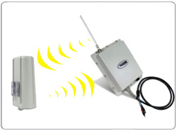 3 km 5 GHz Long range Wireless CCTV Link